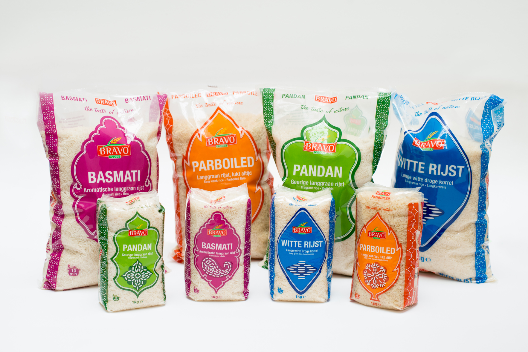 merk-verpakkingontwerp-rijst-bravo
