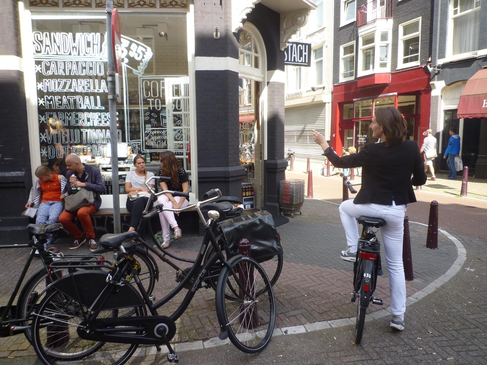 Food trendtour Amsterdam met food trendwatcher Marielle Bordewijk