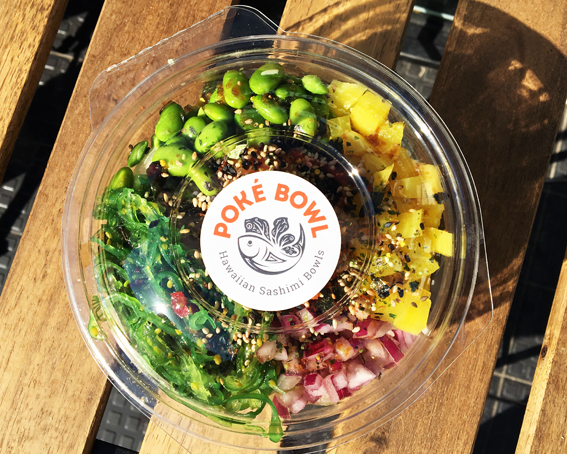Bowl food nkomsgerechten veroveren de wereld for Food bar trends