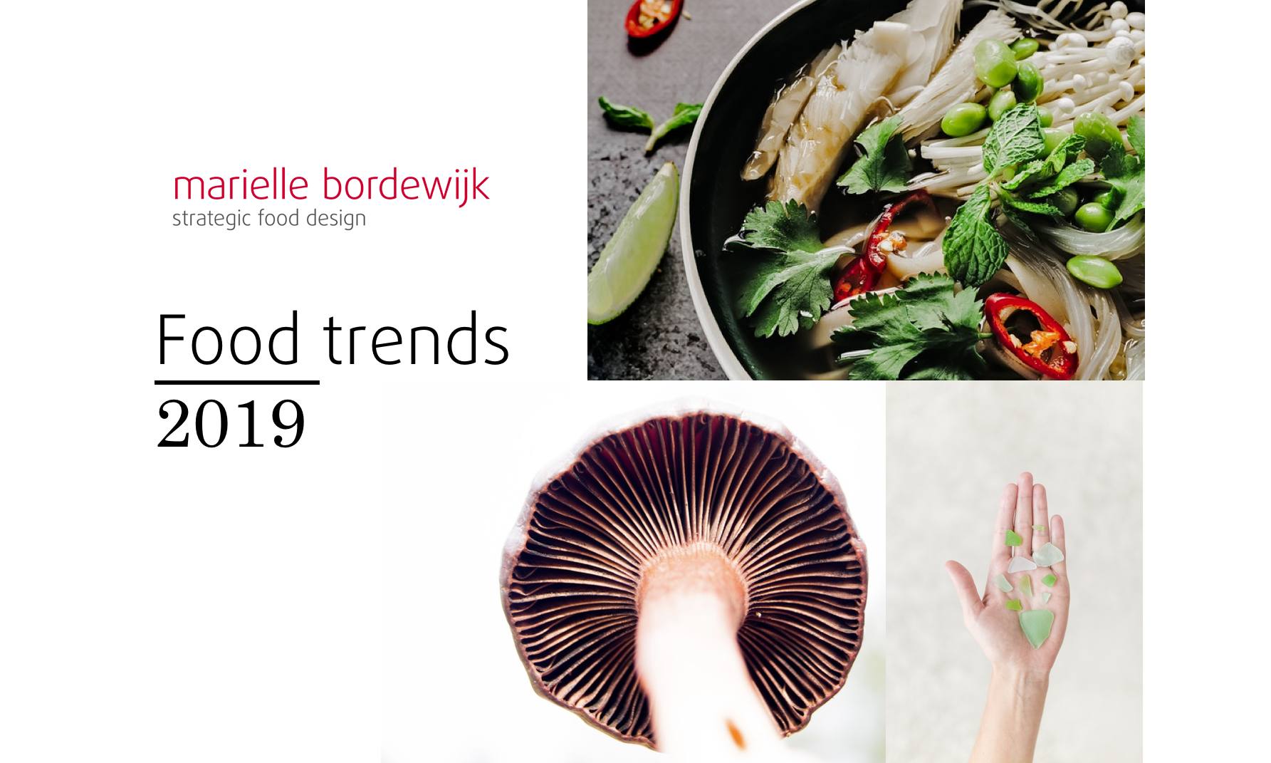 food trends for 2019